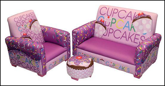 Cupcakes Bedroom Ideas Cupcakes Theme Candy Decorating Candyland