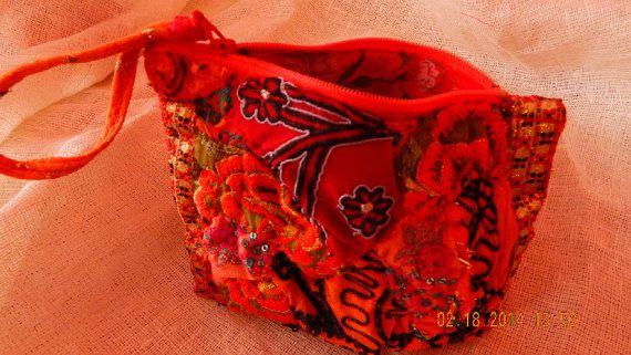 MADE FOR YOU patchwork style Indian textile by BAGSBAGSBAGSBAGS