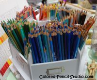 colored pencil studio...tons of tips for colored pencils