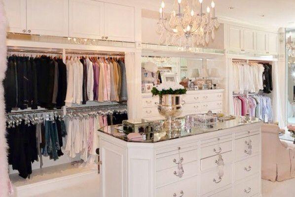 Lisa Vanderpump Dressing Room Dressing De Reve Deco Maison Placards De Reve