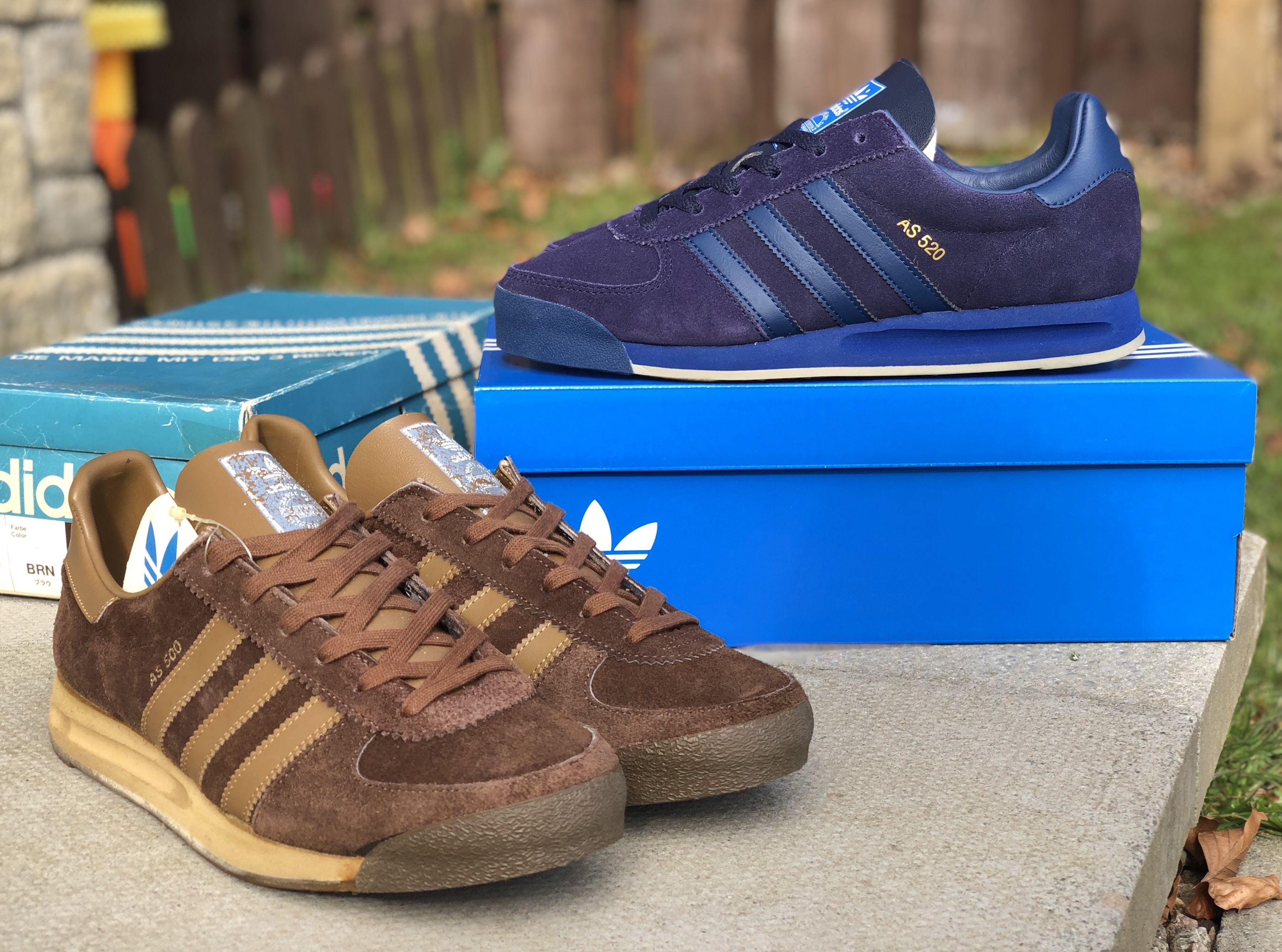 81e269ef25 Adidas AS520 Spzl vs AS500 | Things to wear in 2019 | Adidas ...
