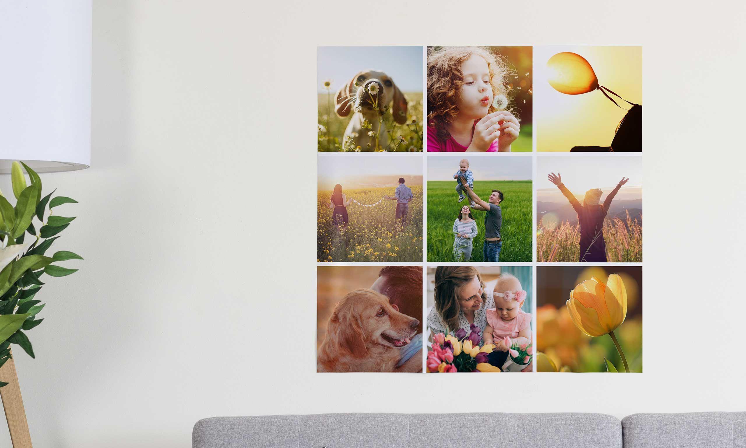 viele fotos zusammen auf einem bild eine collage macht es moglich bei posterxxl kann ein poster ganz einfach gestaltet werden mit bilder leinwand 160x40 schöne leinwände
