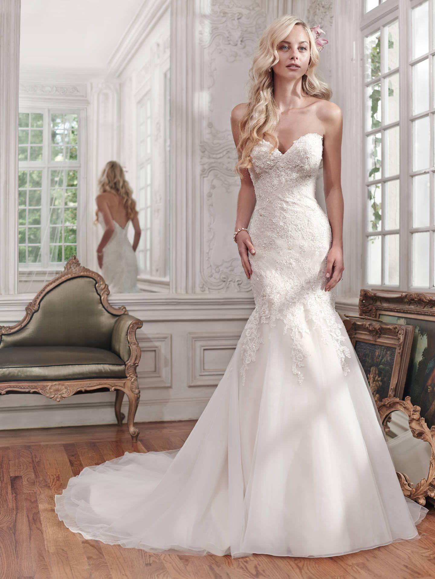Miranda wedding dresses pinterest maggie sottero wedding