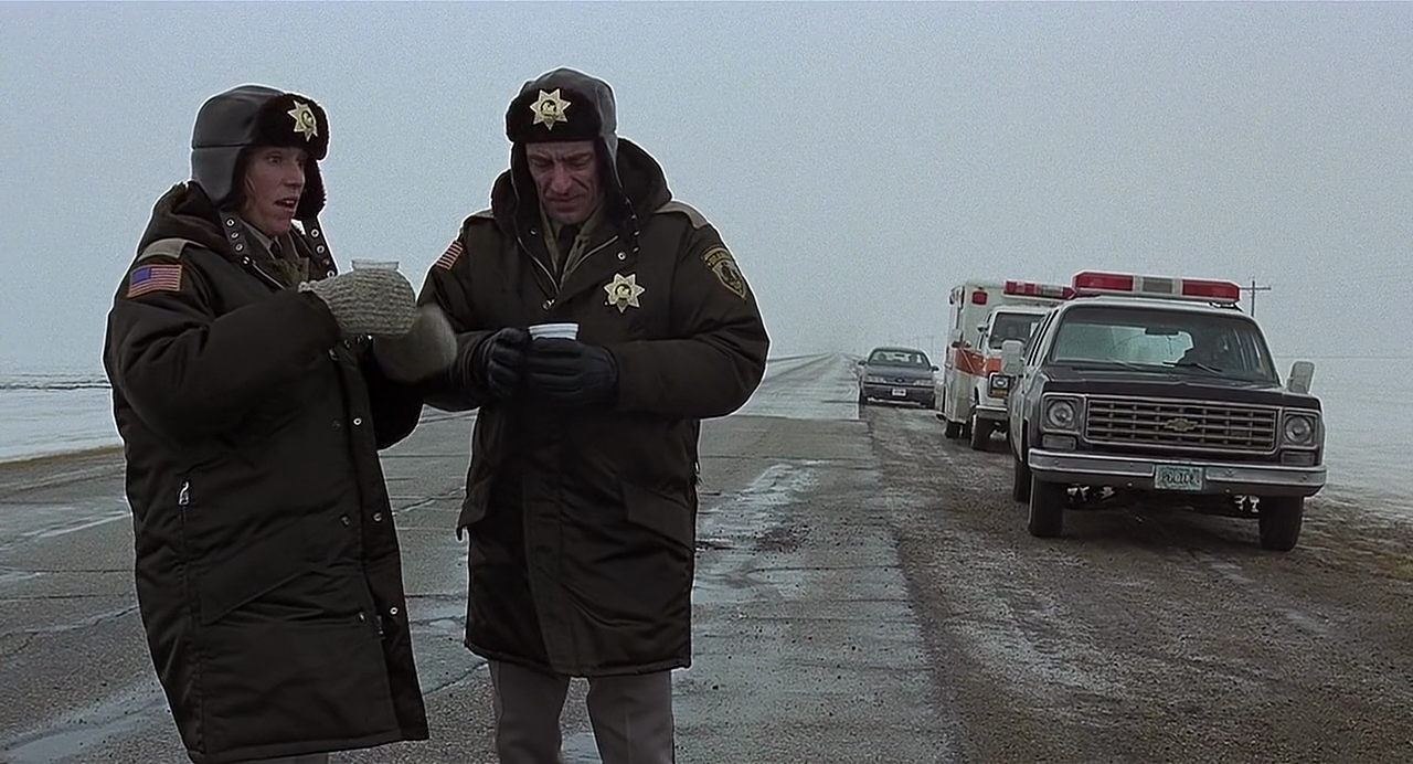 fargo movie - Google Search | The Brothers Cohen | Pinterest | Movie ...