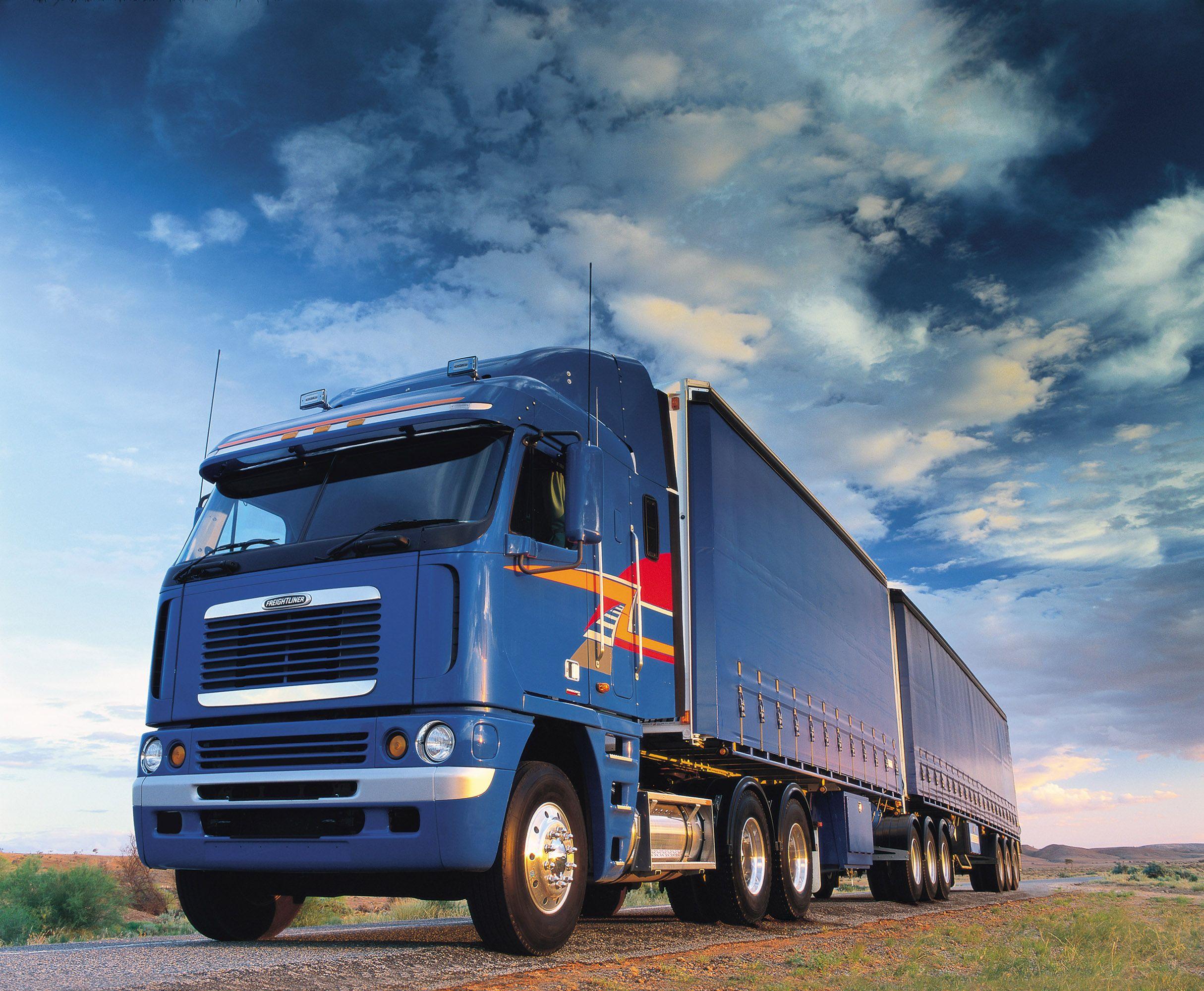 Freightliner Argosy tractor AU spec 1998–2011