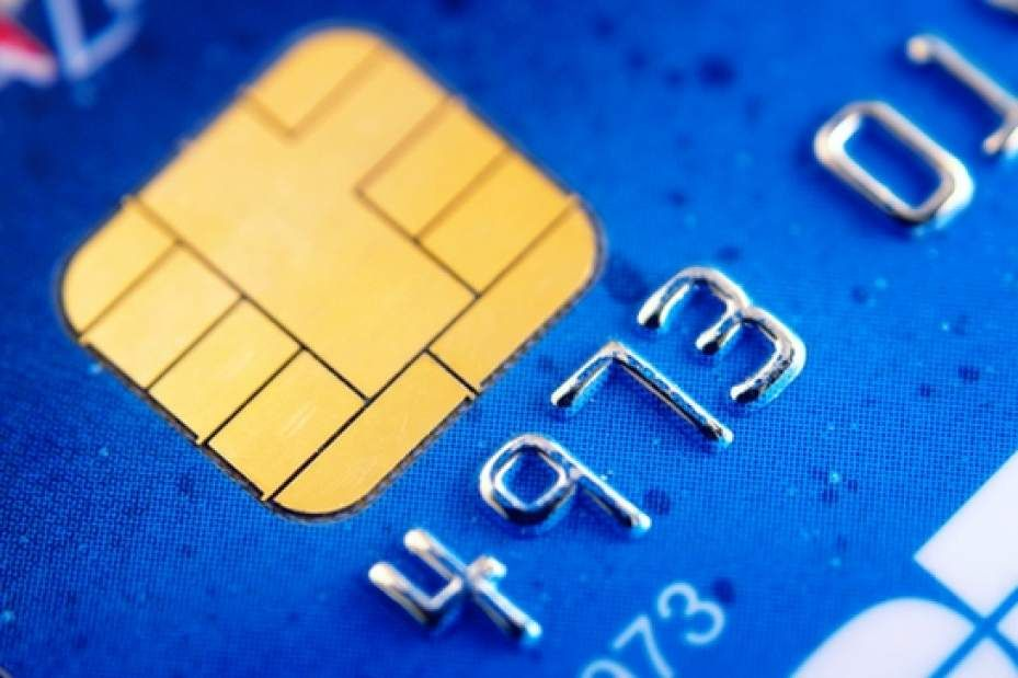 You might have received a new credit card in the mail with a tiny ...