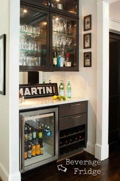 Bon Anatomy Of A Great Home Bar, Essentials To Make Your Home Bar Great