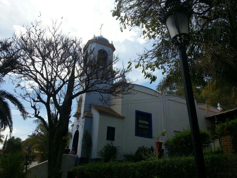 Capilla De Nuestra Señora De Lourdes Chapala Jalisco México Jalisco Chapala Mexico Lindo