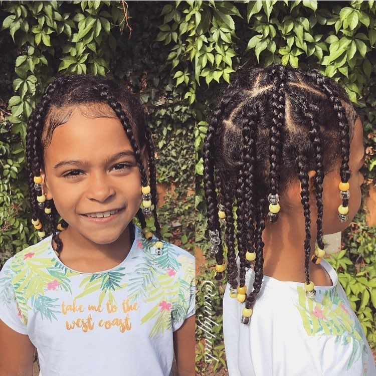 126 Likes 8 Comments Curly Puds Curlypuds On Instagram Sundays Are For Wash Kids Braided Hairstyles Natural Hairstyles For Kids Kid Braid Styles