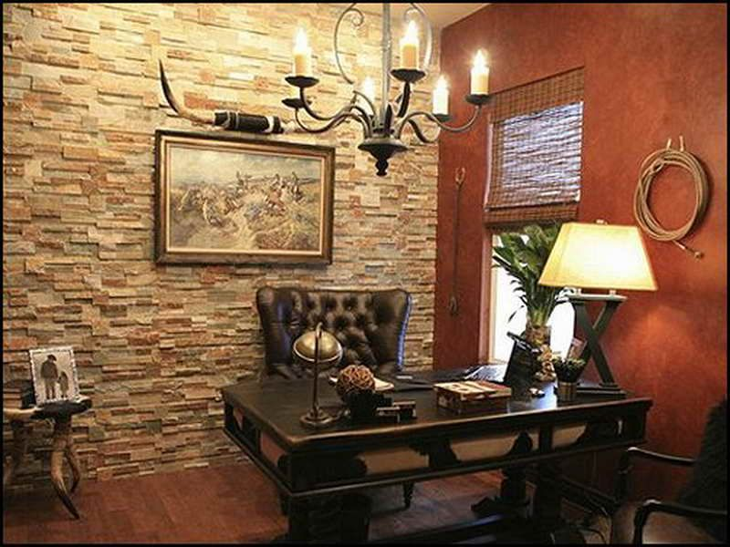 Superb Texas Home Decor Ideas Part - 1: Rustic Themed Bedroom Ideas | Horn Rustic Texas Home Decor Ideas