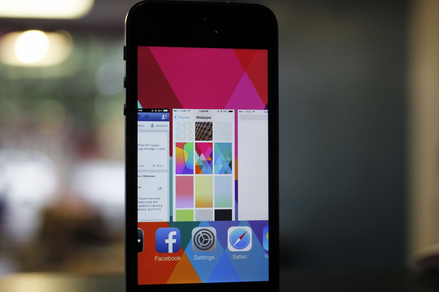 How to forceclose apps on iOS 7 Iphone information, Ios