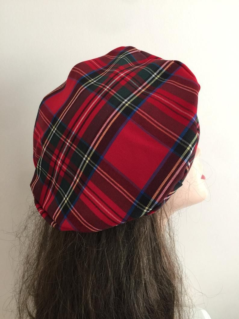 Snowflake Hat French Beret Winter Fall Beanie Scottish Etsy French Beret Red Beret Warm Winter Hats