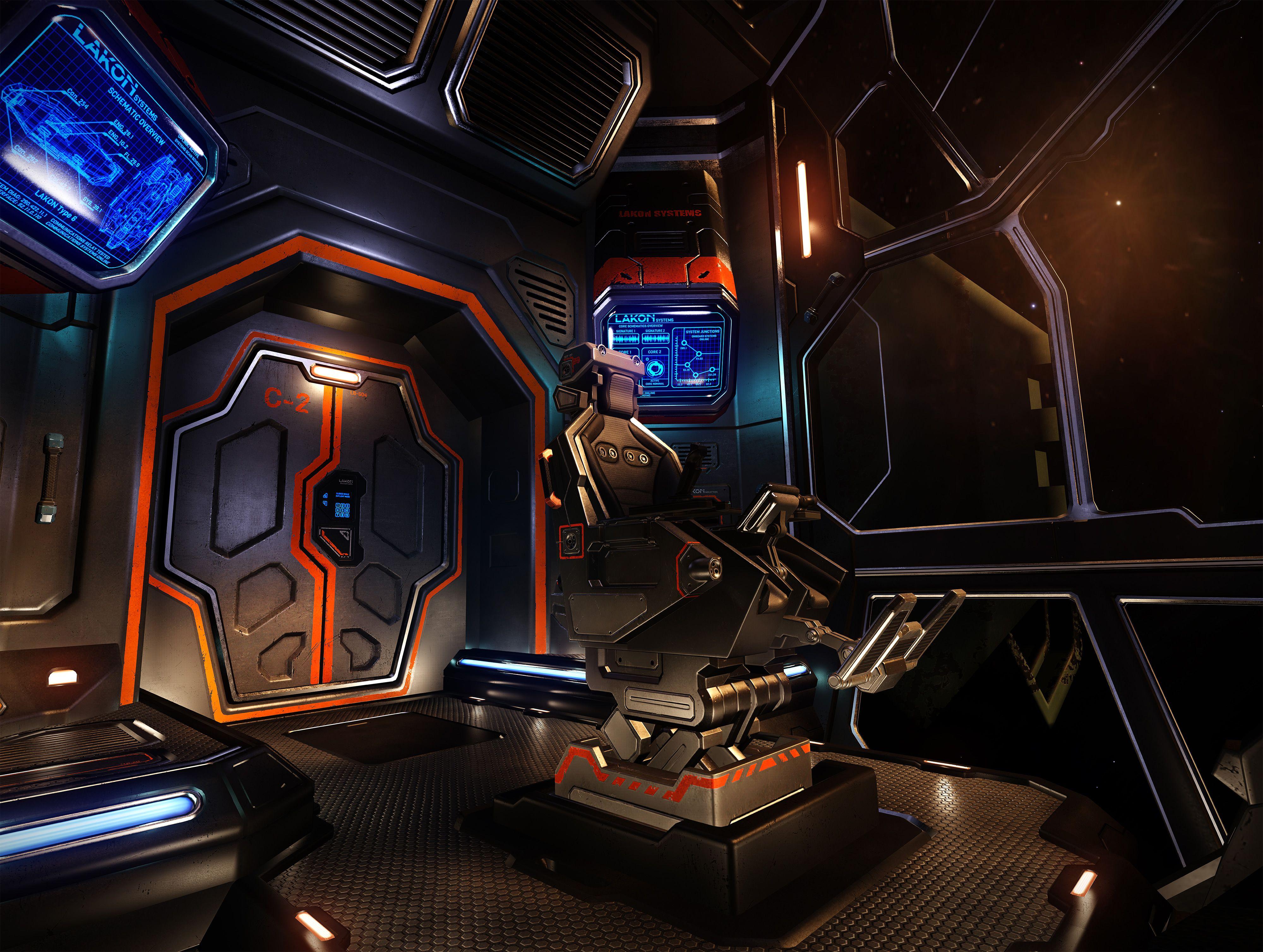 Elite Dangerous Cockpit Gaming - Year of Clean Water