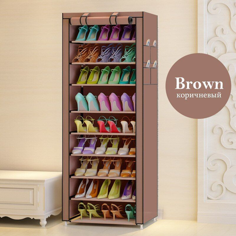 On Sale Cheapest Home Furniture Shoes Cabinet Shoes Racks 10 Layers 9 Grids Shoe In 2020 Hausmobel Schuhschrank Wohn Mobel