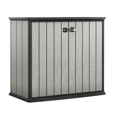 Keter Storage Tool Garden Shed 235483 2 Ft X 4 Ft Patio Storage