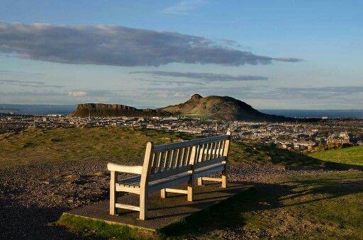Arthur's Seat , Edinburgh