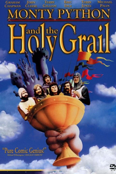 1 2 5 3 Sir Monty Python And The Holy Grail Nextguide Monty Python Streaming Movies Good Movies