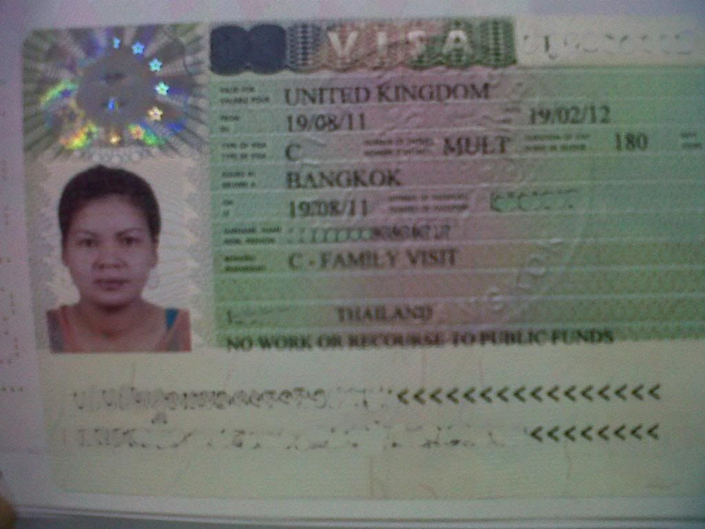 US K1 Visa in Thailand