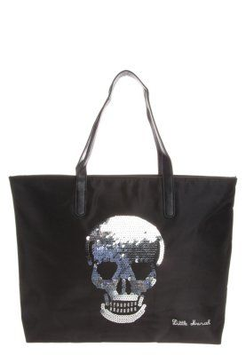 Little Marcel Suva Skull tote bag