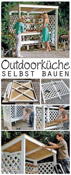 outdoork che selber bauen outdoor k che selbst bauen und die kleinen. Black Bedroom Furniture Sets. Home Design Ideas
