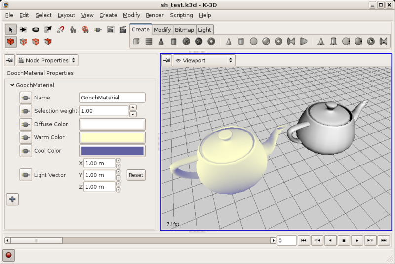 K 3d Is Free As In Freedom 3d Modeling And Animation Software It Features A Plugin Oriented Procedural Engine For All Of Its Con 3d Model Basic Tools Software