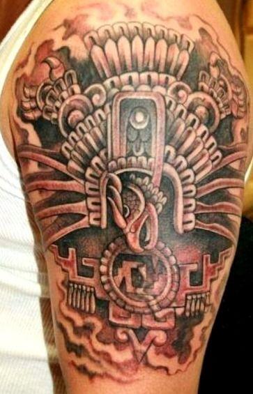 Tatuajes Aztecas Y Mayas Y Su Significado Tattoos Pinterest Tattoo
