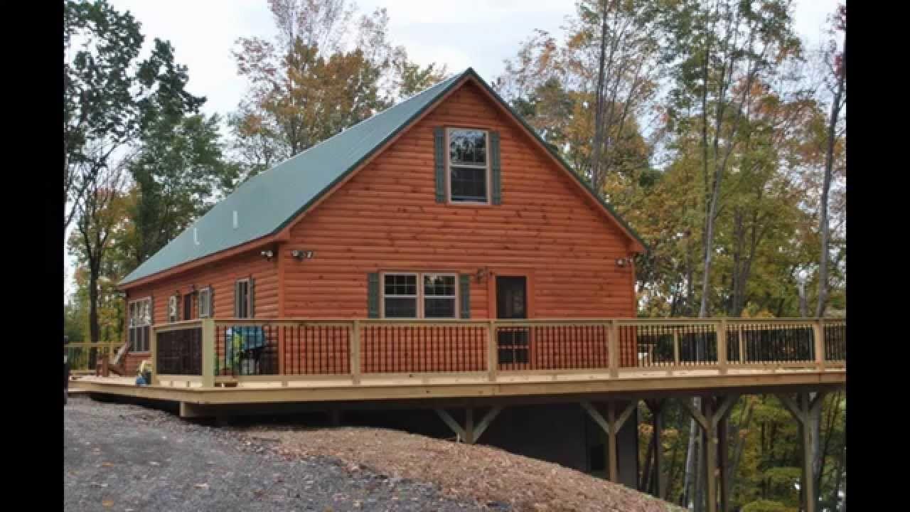 Prefab Log Homes | Prefab Log Homes Prices | Home Design | Pinterest ...