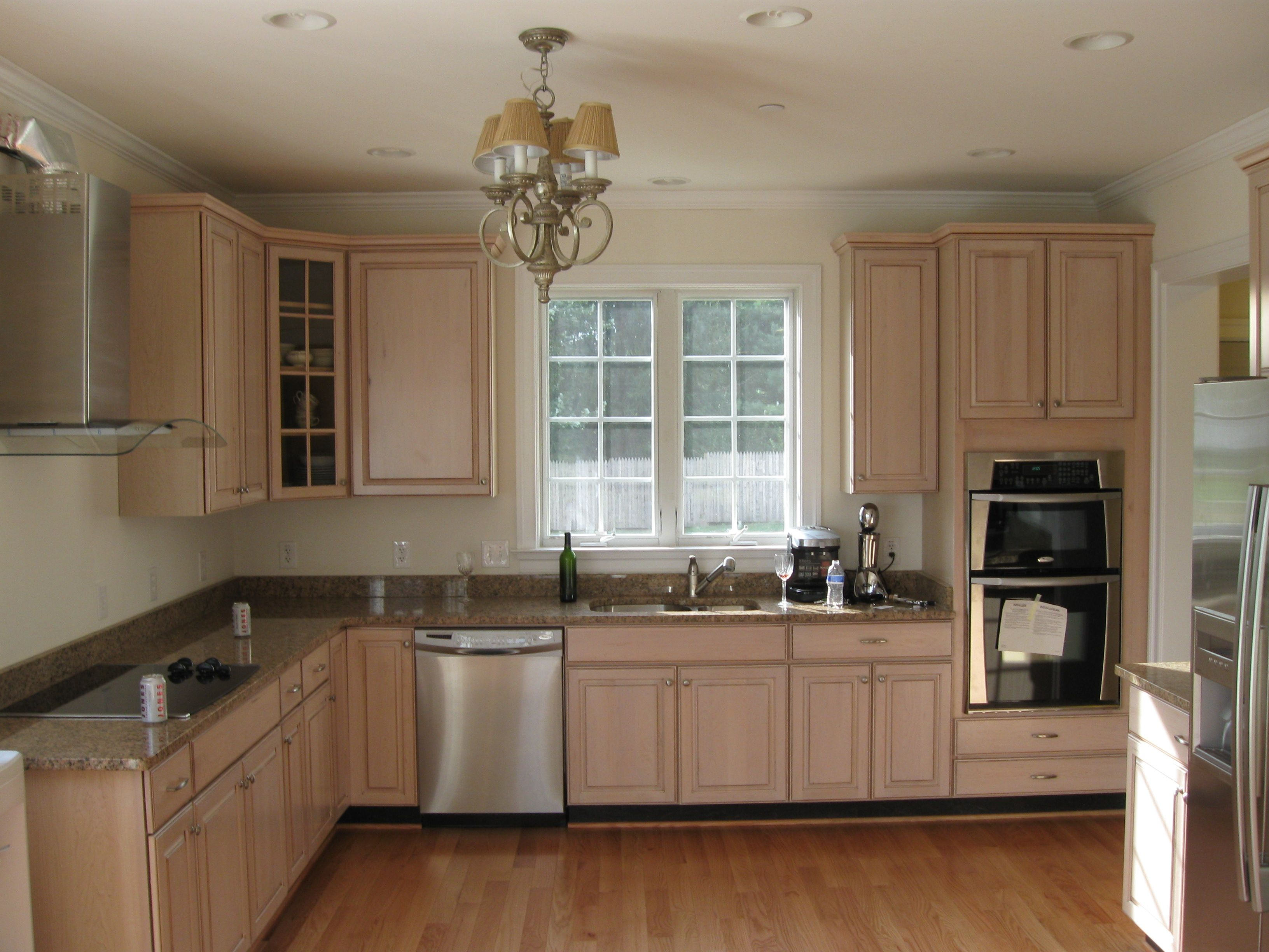 New Era Modular Homes North American Series Kitchen Merillat