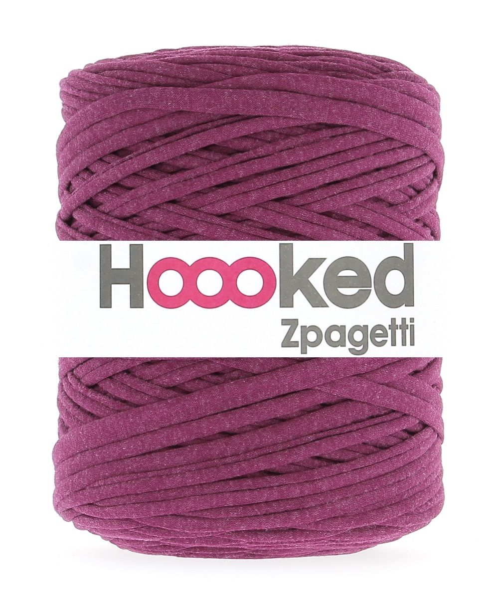 Zpagetti Purple Orchid   Hoooked