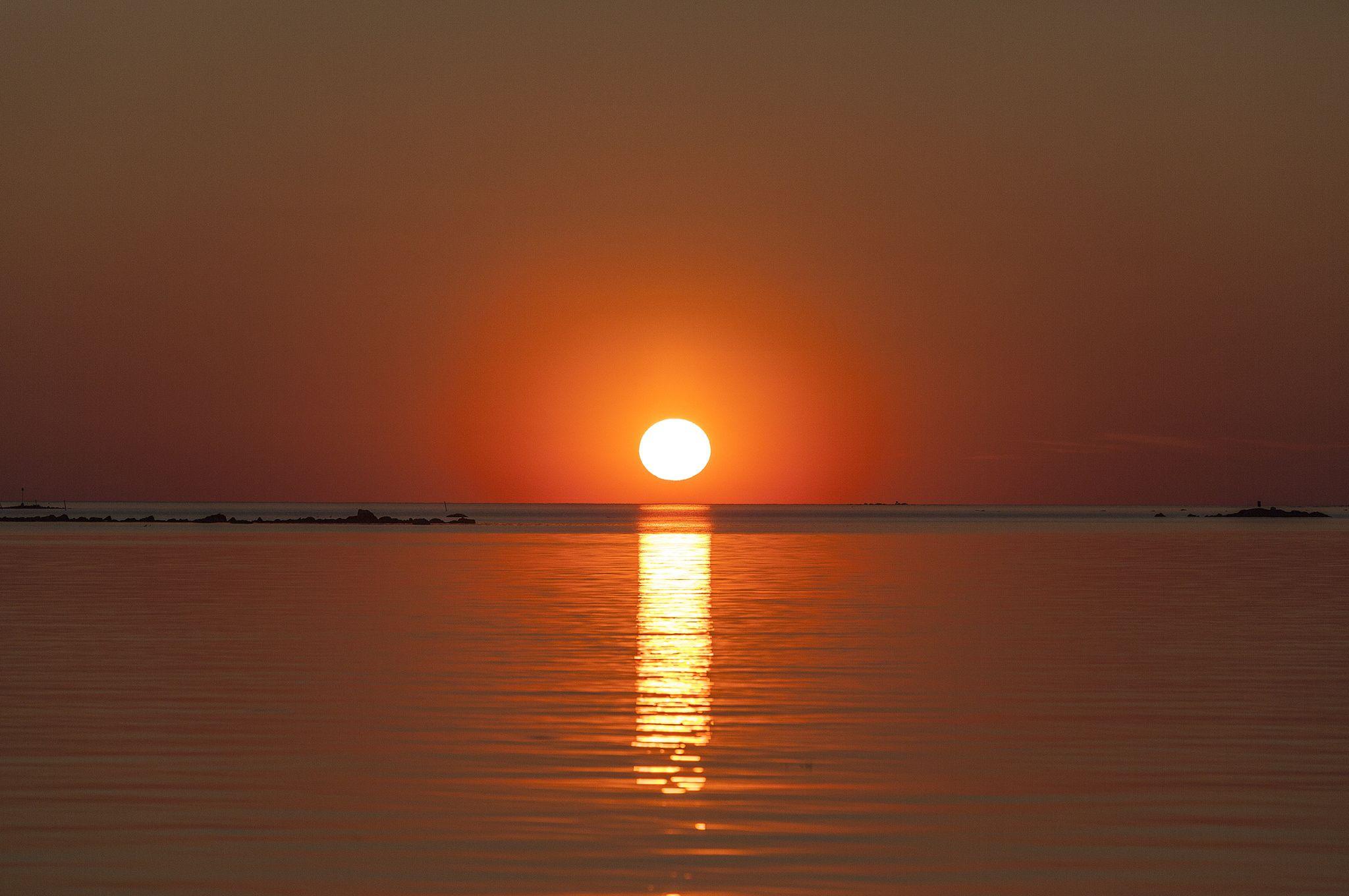 sundown ©Mainostoimisto Precis/Tapio Aulu
