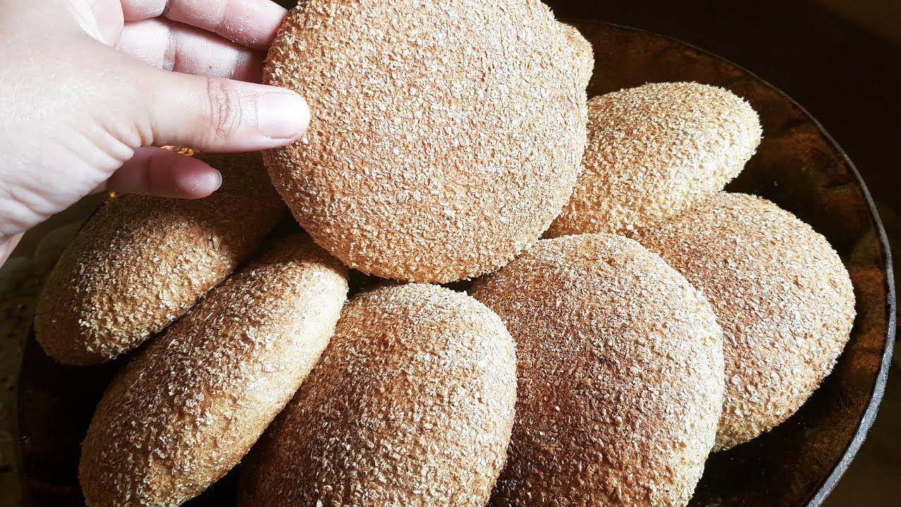 خبز بالدقيق القمح الكامل بدون دقيق الفرص صحي 100 Youtube Bread Food