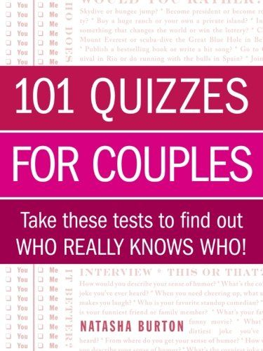 Couples Quiz and Interview Date Night Printable Kit Couples quiz