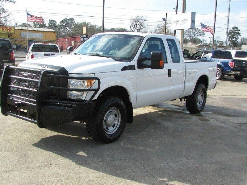 2011 Ford Super Duty F-250 $13788 http://www.louvalemotors.com/inventory/view/9736838
