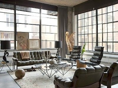 Montreal Holiday Condo: Corner Loft Industrial Style in Old ...