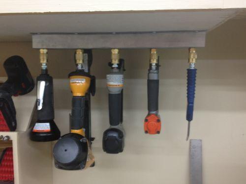 Pneumatic Nailer Storage By Eric Lumberjocks Com