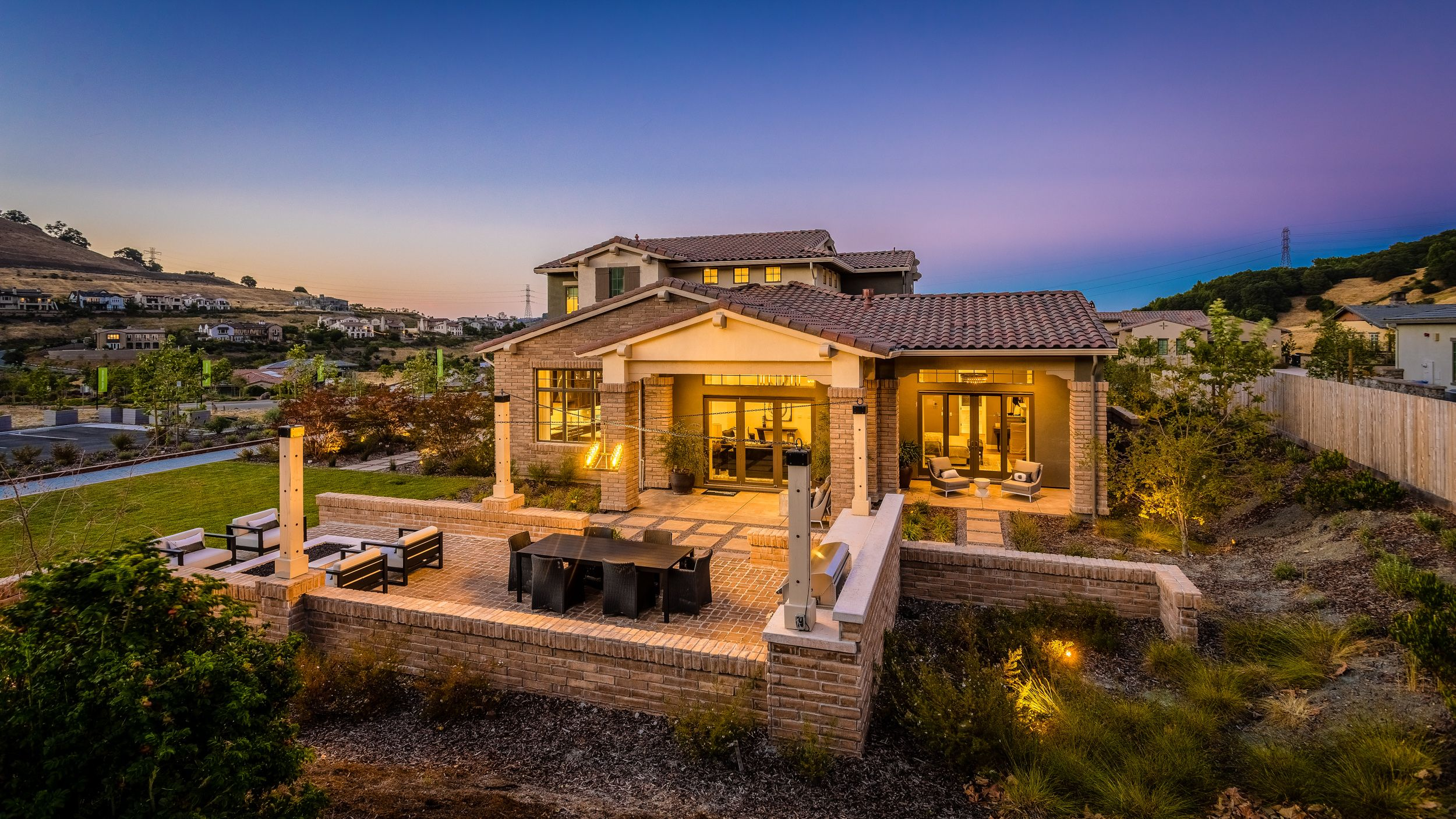Celebrate Instyle This Holiday Season With Your New Luxurious Home By Taylor Morrison Bayarea Realestate Luxuryhome Ba Orinda Floor Plans New Homes