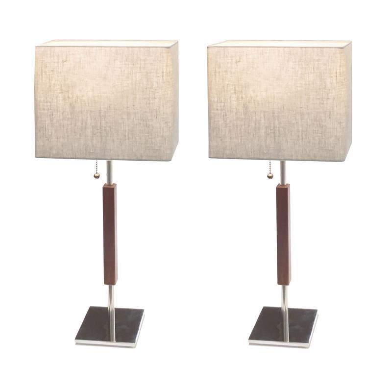 Modern Cylinder Ceramic Table Lamp Client KB Unique