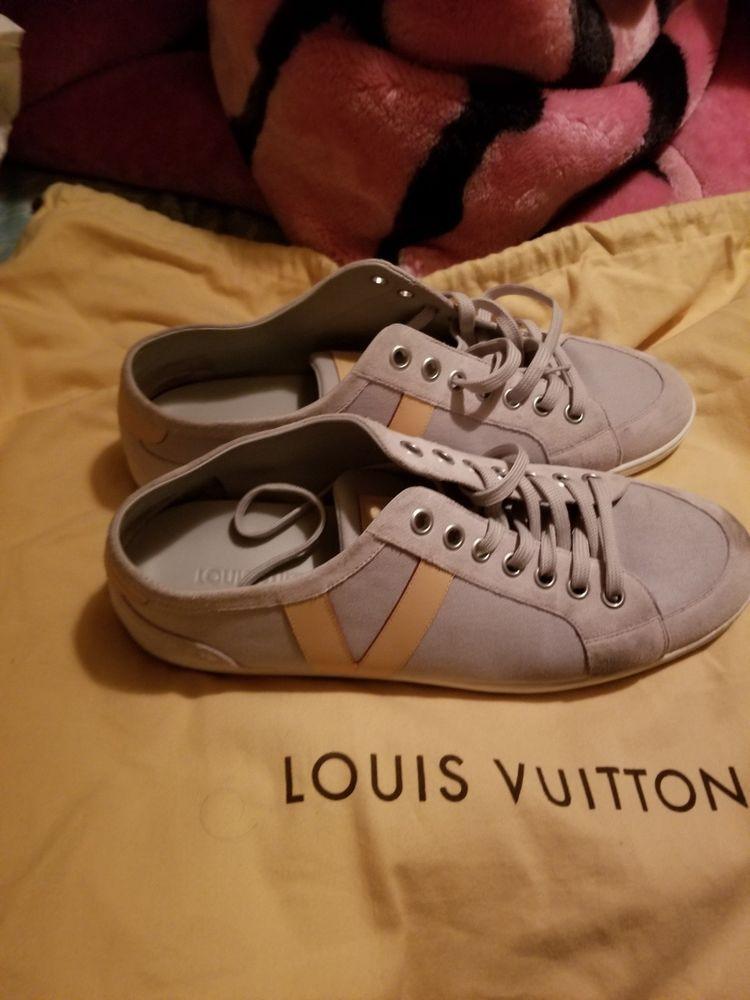 dde7fedacb87 louis vuittons shoes mens size 10  fashion  clothing  shoes  accessories   mensshoes
