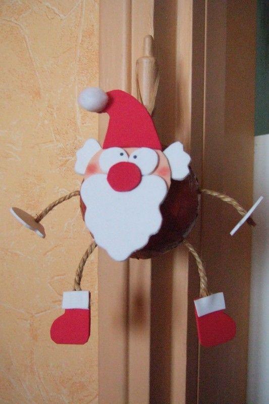 Boules de no l en polystyr ne pinteres - Decoration boule de noel en polystyrene ...