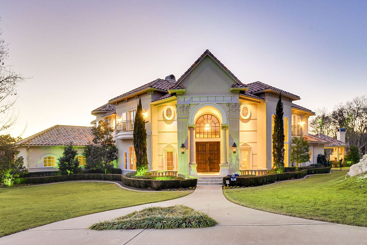 Plan 36132tx Stately Luxury House Plan Luxury House Plans House Plans Dream House Exterior