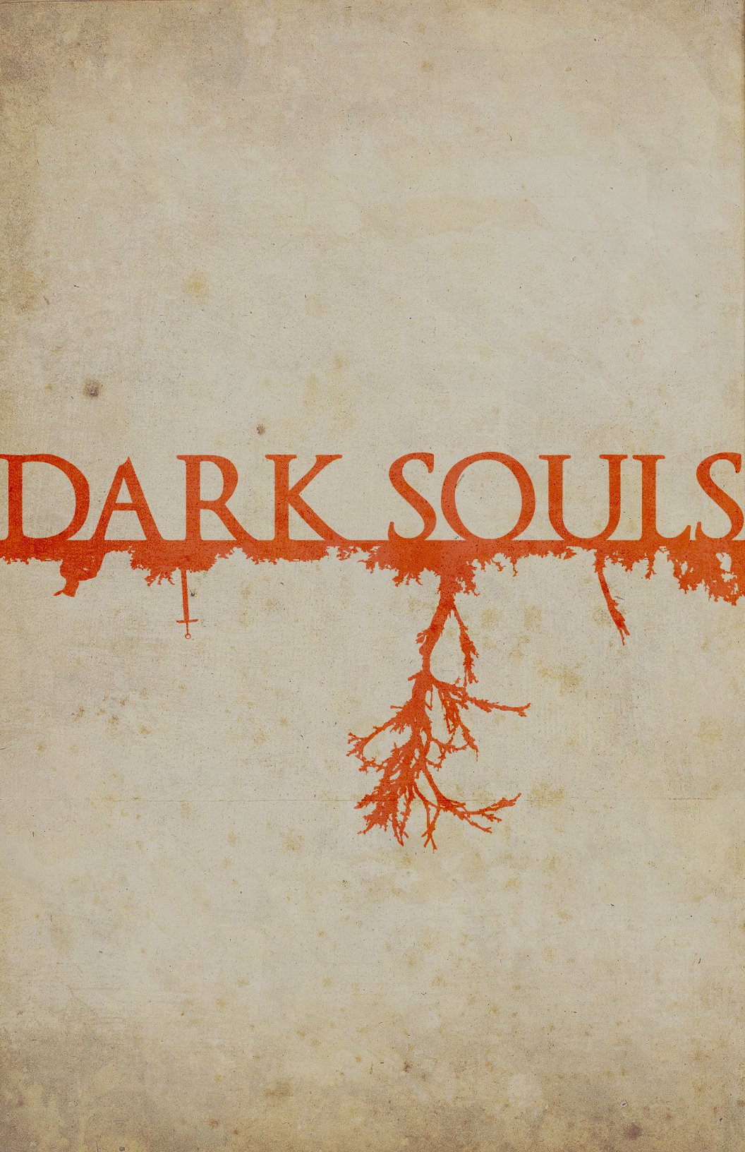 A Dark Souls Poster Dark Souls Dark Souls Art Demon Souls