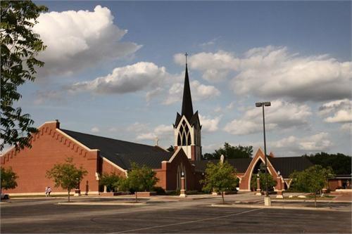 St  Thomas Aquinas Catholic Church, Wichita, Kansas  My