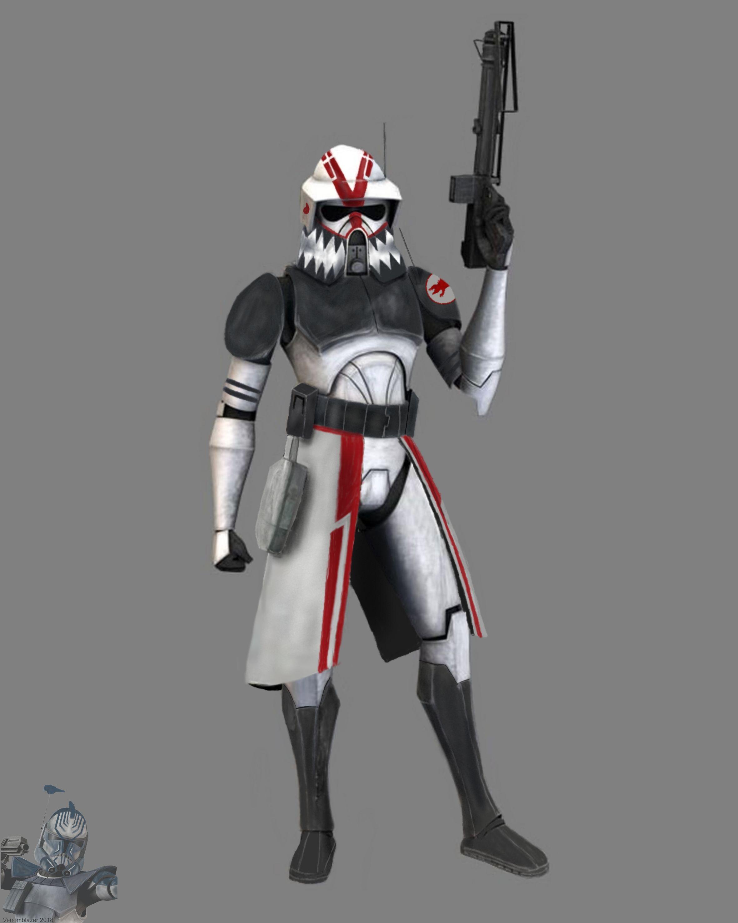 Arf Trooper Hound Star Wars Characters Pictures Star Wars Vehicles Star Wars Background