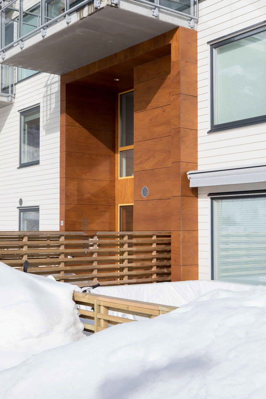 Parklex®️ Fasadeplater Årvoll Oslo // Parklex®️ Copper