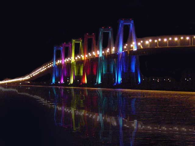 Puente sobre el Lago, Maracaibo, Venezuela