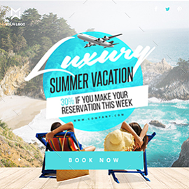 Travel Banner Travel Graphic Design Travel Brochure Design Travel Ads