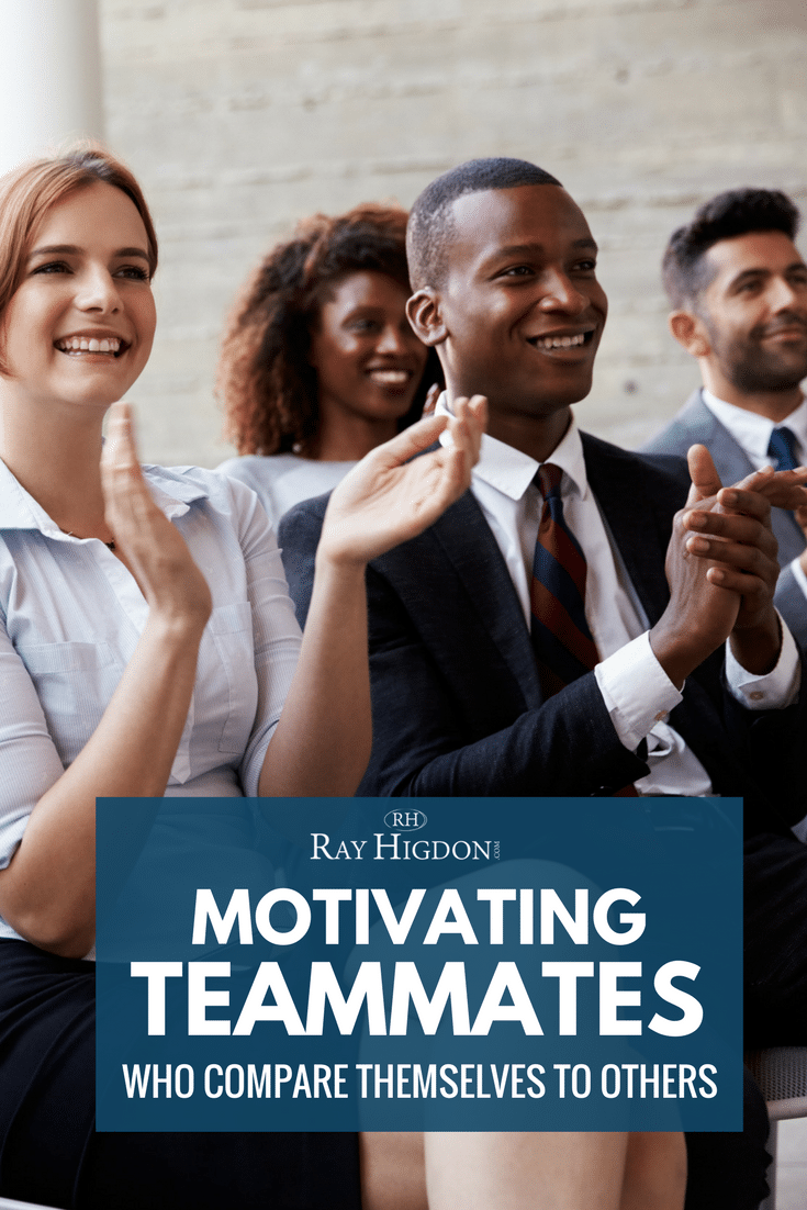 MLM Leadership: Motivating Teammates Who Compare Themselves To Others via @rayhigdon