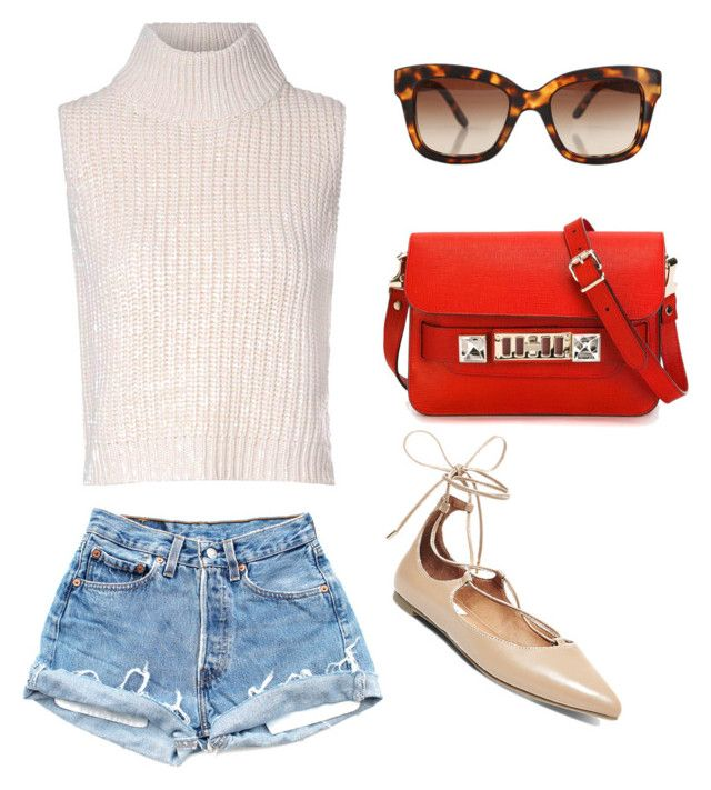 """""""Spring is in the Air"""" by filthyriot on Polyvore featuring Steve Madden, Proenza Schouler, STELLA McCARTNEY, Glamorous, women's clothing, women, female, woman, misses and juniors"""