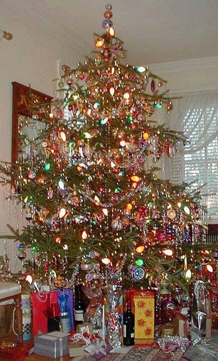 Christmas Tree - Christmas Tree Christmas Christmas, Christmas Tree, Vintage