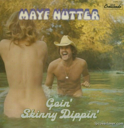 Mayf Nutter Quot Going Skinny Dippin Quot 1976 What Kind Of